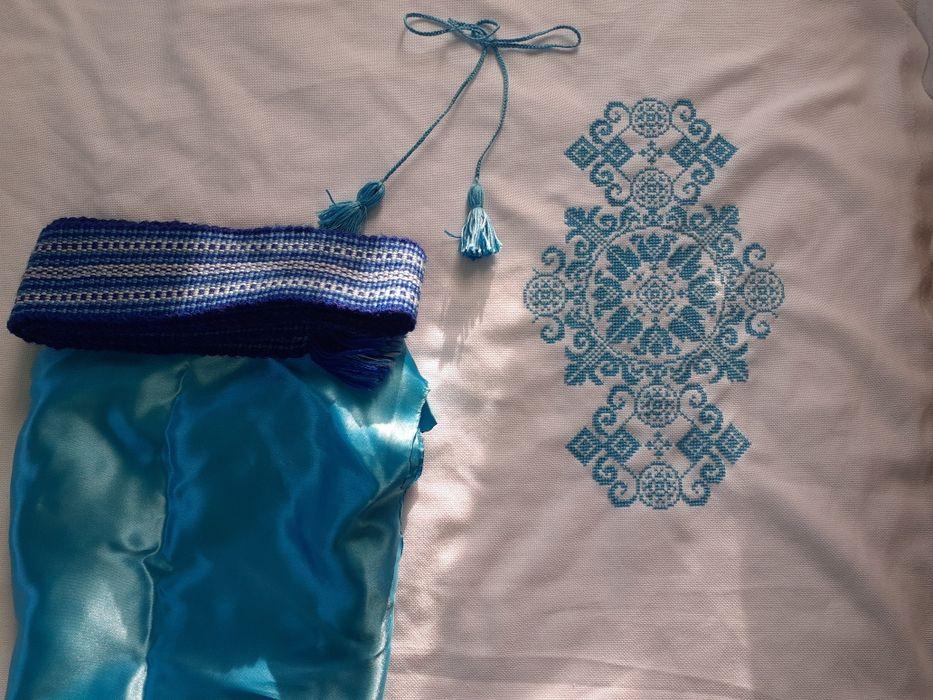 Вишиванка, шаровари, крайка для хлопчика Буськ - зображення 1