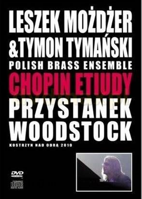 L. Możdżer T. Tymański Chopin Woodstock [DVD][CD]