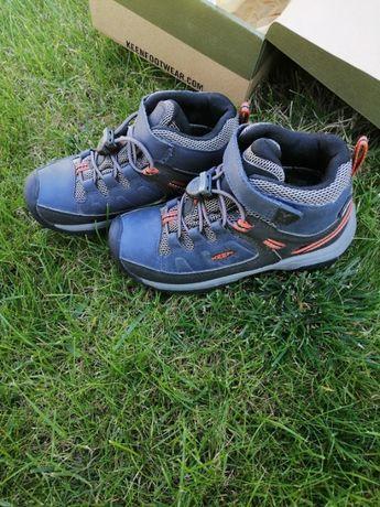 Buty trekkingowe dziecięce KEEN TARGHEE - rozmiar 30