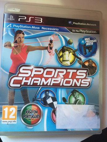 Jogo PS3 Sportschampions