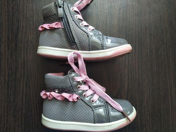 Ботинки clibee для девочки