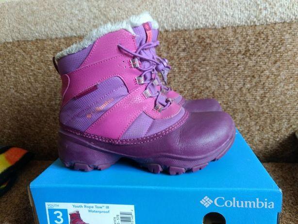 Ботинки Коламбия Columbia, размер 3.