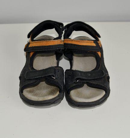 Gabor r.29 sandały skórzane dziecięce