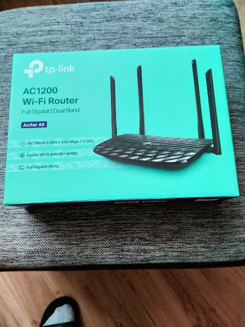 Wi-Fi Router AC1200/tp-link