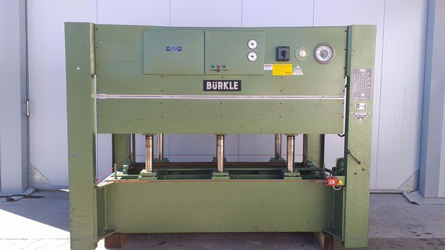 Prasa Burkle S100 220/130