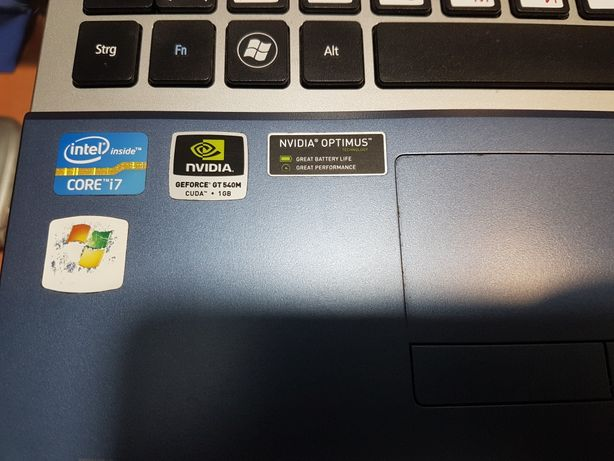 Acer Aspire 5830 series Model P5LJ0