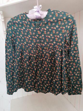 Блузка  Zara, для девочки 9-10 лет