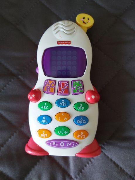 Interakrywny Telefon fisher price
