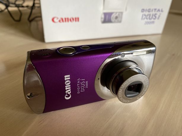Камера/фотоаппарат Canon DIGITAL IXUS i zoom