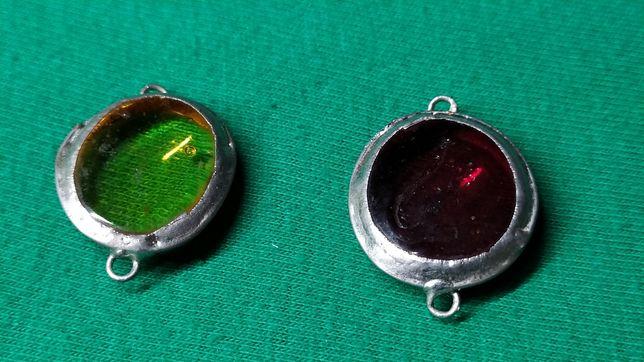Stara Biżuteria 2 sztuki