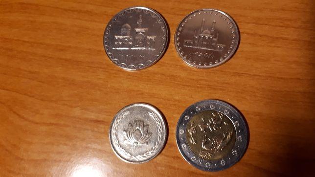 Продам монеты Ирана
