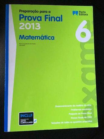 Livro de Preparação para a Prova Final