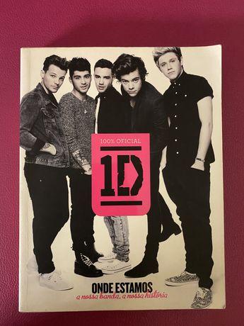livro One Direction