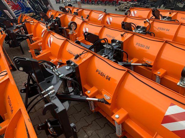 Plug do sniegu 3m hydrauliczny PSSH04 InterTech EURO TUZ Transport