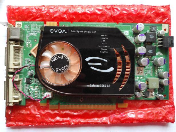 Karta EVGA GeForce7950 GT