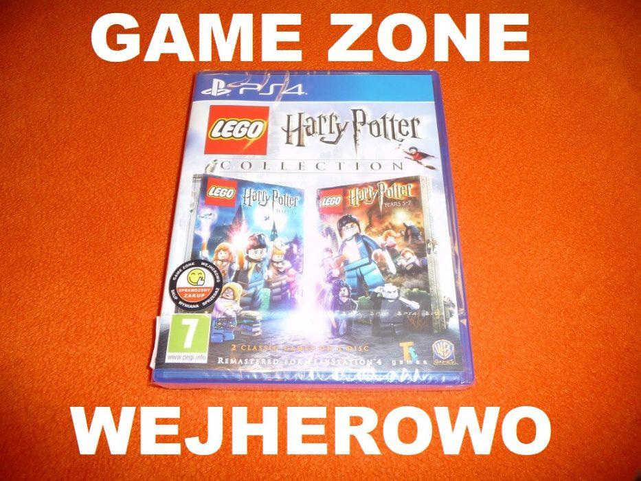 LEGO Harry Potter Collection PS4 + Slim + Pro = PŁYTA Wejherowo =2 gry Wejherowo - image 1