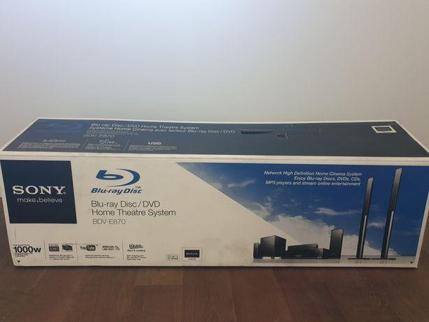 Home Cinema Sony Bravia BDV-E880W- 1000W