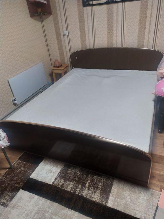 Кровать БЕЗ матраса Днепр - изображение 1