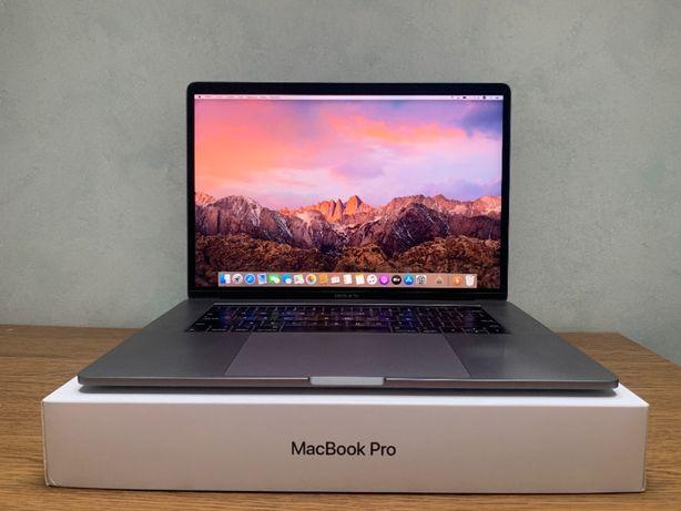 MacBook Pro 15 2017 2.9 GHz i7 16 gb 512 SSD Radeon 560 4 gb MPTT2