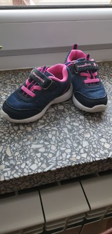 Dziewczęce sneakersy Kangaroo