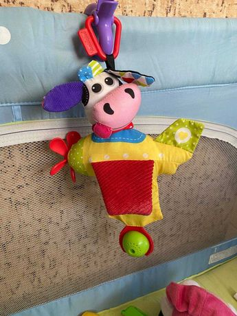 Игрушки для новорожденного chicco, fisher price, yookidoo, tiny love
