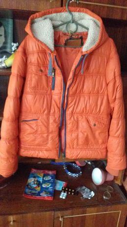 Продам куртку осень и пальто