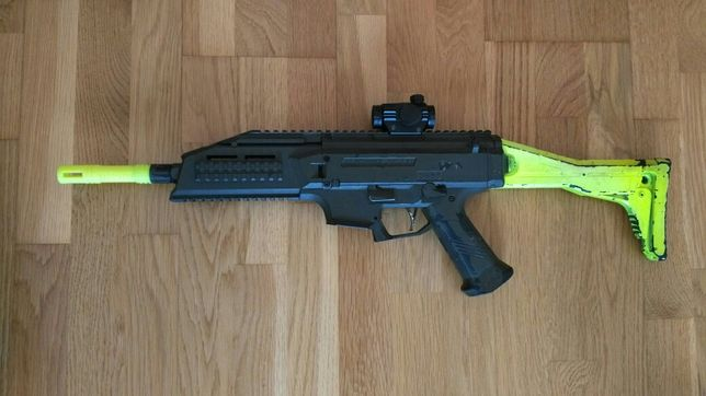 Asg Scorpion evo 3A1 + extras Airsoft