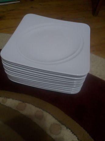 тарілки квадратні