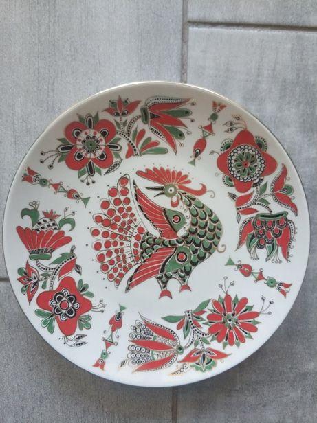 Тарелка декоративная ЛФЗ 1744