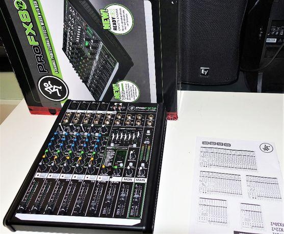 Mackie PRO FX-8USB - V2 аудио интерфейс