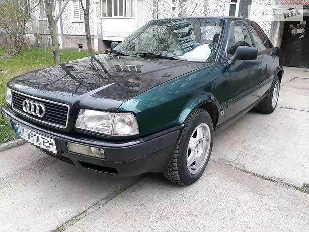 Audi 80 B4 (2,0 газ/бензин)