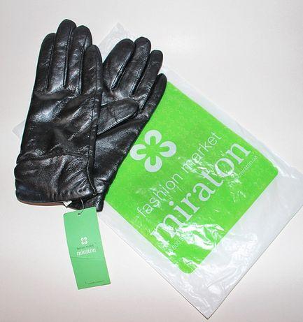 Женские кожаные перчатки Miraton размер 8-7,5