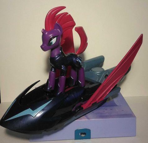 Буря  (  с ракетой) my little pony