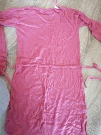 Vestido Gravida 38/40 Rosa Vertbaudet