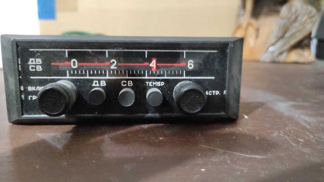 Радио для автомобиля ВАЗ