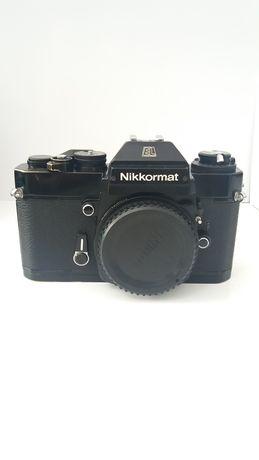 maquina fotografica analogica nikkormat elw