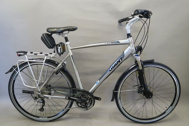 Premium rower trekkingowy Giant Futuro SLX JAK NOWY