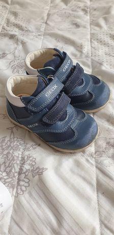 GEOX ботинки.  Капчики