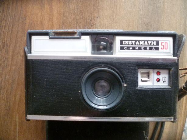 Instamatic camera 50 stary aparat