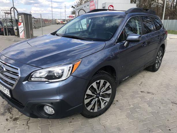 Subaru Outbak Premium 2016