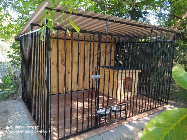 Zagroda Buda Kojec Box dla psa 3mx4m Szybka Realizacja Zamówienia