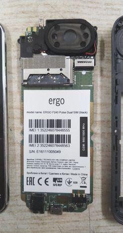 Ergo f240 запчасти