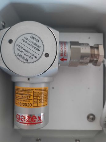 Detektor gazu propan-butan Gazex