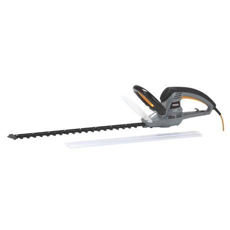 Eklektyczne nożyce do żywopłotu TITAN TTB357GHT 60 CM 550W Polecam