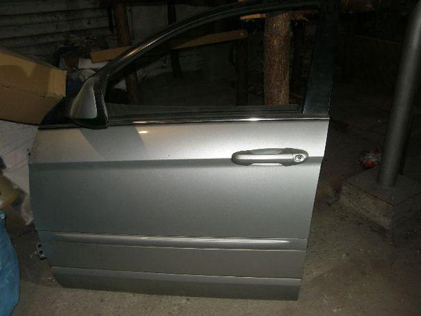 chrysler pacifica drzwi przednie lewe i prawe tył lewe prawe srebrne