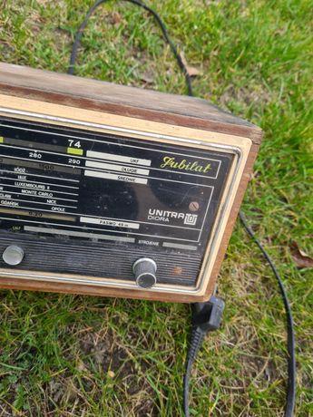 Radio unitra Diora jubilat