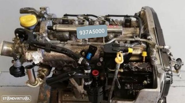 Motor Alfa Romeo 156 GT Alfa Romeo 147 1.9JTDM 150Cv Ref.937A5000