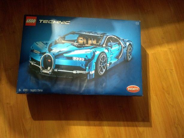 LEGO 42083 karton