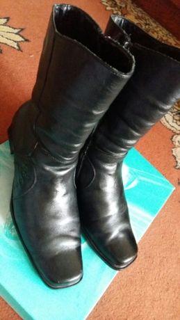 Сапоги, ботинки зимние р.40