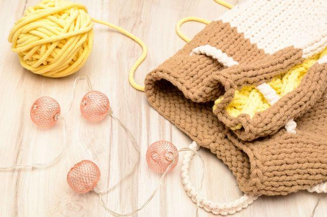 Plecak Handmade Amelie Tilde model 02